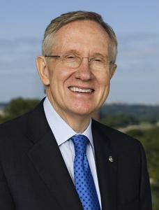 Harry Reid spoke regarding immigration reform this Wednesday