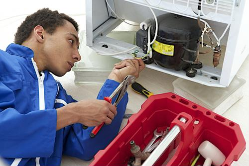 Make repairs before listing a home