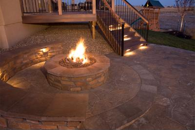 Heat up your Greenwich home with these outdoor fire pit ideas