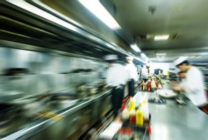 A glimpse into the restaurant supply chain