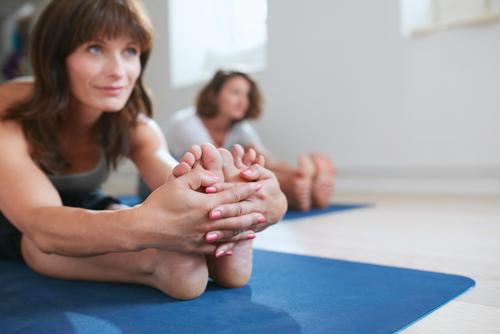 Yoga can reverse symptoms of stress