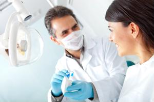 How can you tell if your safe at a dentist