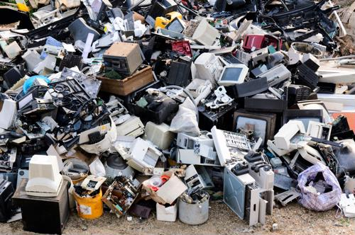 How to combat e-waste