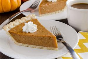 Pumpkin shortage could affect holiday treats