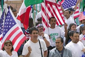 Immigration reform is gaining support.