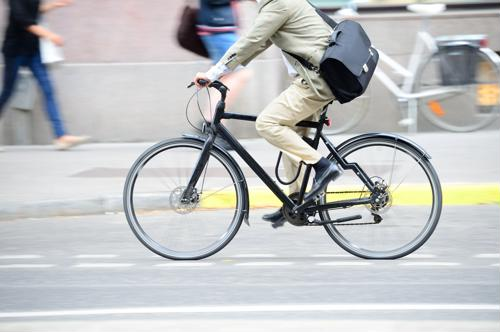 IoT technology and bicycling are moving smart cities forward.