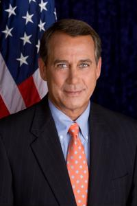 John Boehner said that immigration reform will boost the nation's economy.