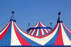 Join the circus in Paris