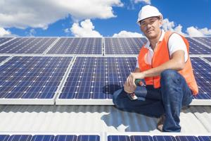 Large companies increasing solar use