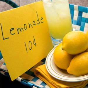 Lemonade stands in neighborhoods nationwide will likely be prevalent once again this summer.