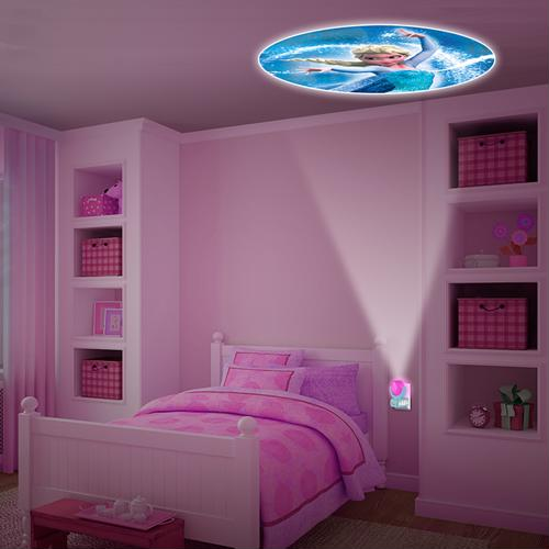 Lighting a child's space has never been more efficient, or fun, as it is with Jasco Projectables®.