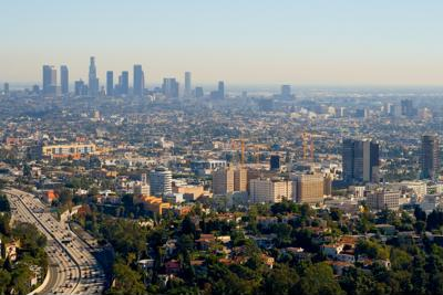 Los Angeles real estate market continues to show gains