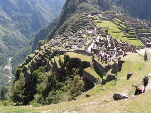 Machu Picchu tops TripAdvisor's list of world's best landmarks