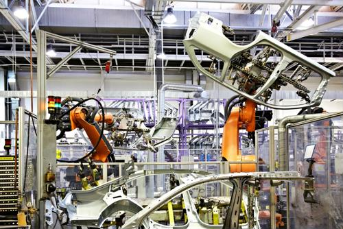 Manufacturing and the internet of things go together.