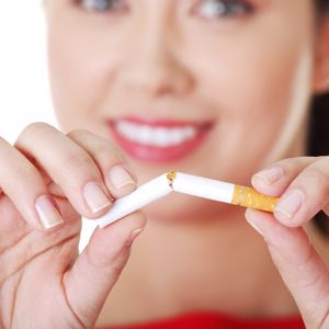 May 31 is World No Tobacco Day.