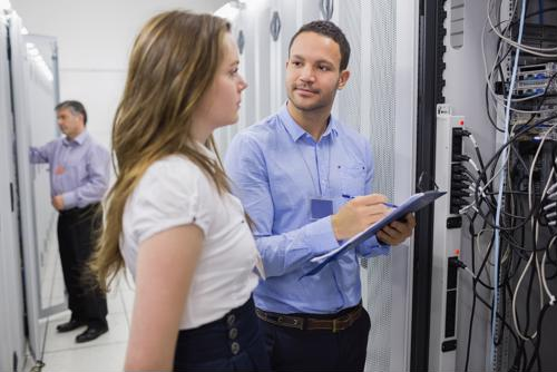 Modern challenges faced by commercial data centers across major industries