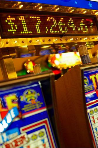 Money and ticket counters help casinos implement more competitive strategies