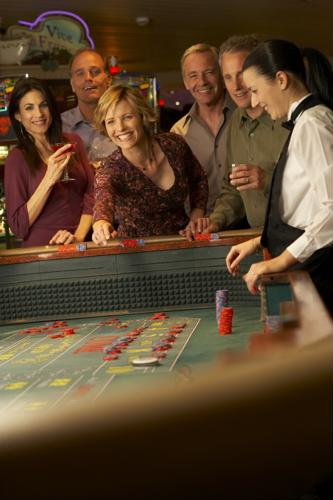 Money and ticket counters are beneficial for casinos