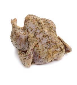 Salmonella from poultry causes food poisoning outbreak