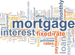 Mortgage interest is deductible come tax season