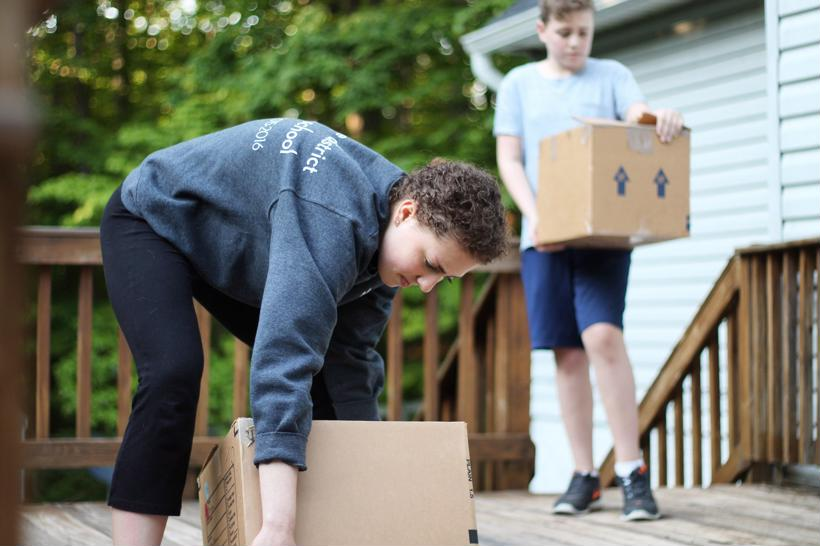 Tips for making your moving day easier [Video]