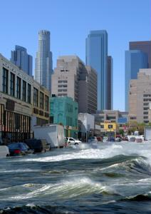 Natural disasters and economic concerns are top risks for businesses