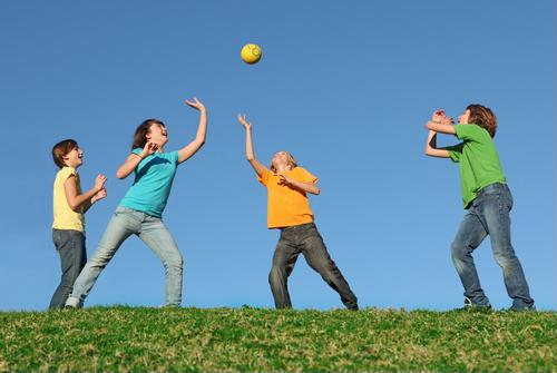New developments in sports medicine found tossing a ball may be more beneficial than people think.