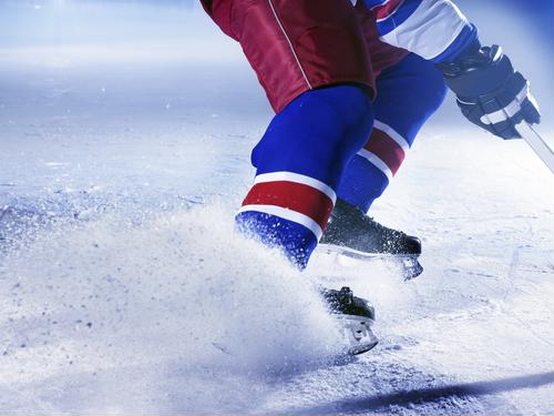 New glasses improve hockey players's vision