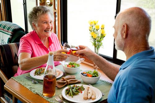 New research suggests that seniors may feel
