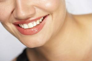 Next to brushing, flossing every day is an important part of dental care