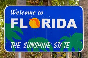 Of the 43 states in America that added construction jobs last month, Florida experienced the most year over year growth, with 34,700 new positions