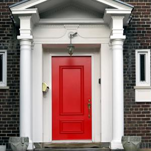 One of the most valuable home improvements that can be performed is replacing the entryway to one's residence, according to a newly released report.