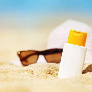 Only 17 percent of Americans said they regularly apply sunscreen when they go outside.