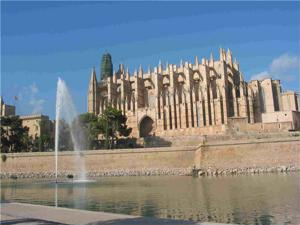 Palma Cathedral an instantly recognizable landmark