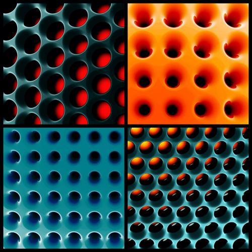 microstructures for semiconductors