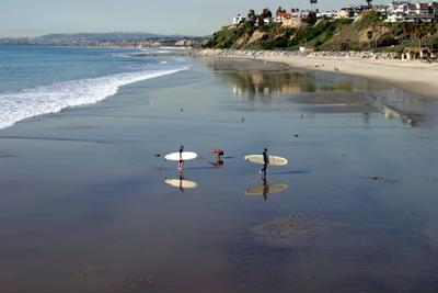 Prime beaches, surf spots in Ventura County