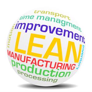 Why is lean accounting necessary in the supply chain?