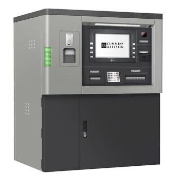 Securing ATMs at banks