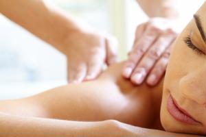Relax with a Swedish massage