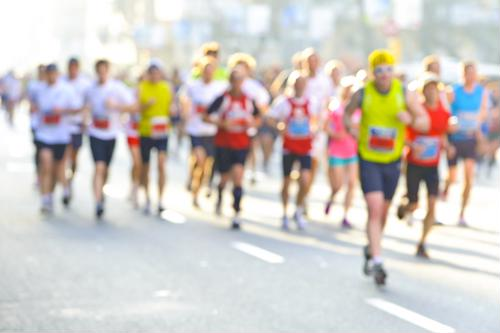 Researchers discovered that long-distance runners are more likely to deal with heat-related illnesses while running in warm weather than cardiac events.