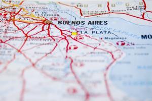 Ride mountain and sky routes through Argentina