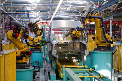 Robots and other automated devices have been in American factories for decades.