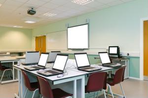 Schools improve building energy efficiency with auditing services
