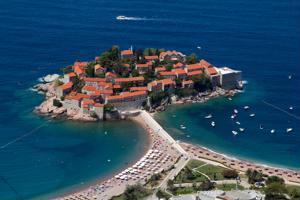 Set sail for Montenegro's fishing village