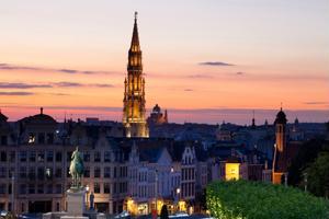 Sip Belgian beers brewed by holy men