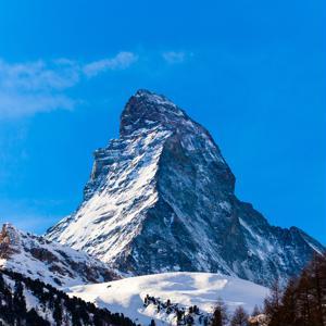 Sleep in the shadow of the Matterhorn