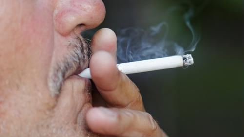 Smoking is 1 of 9 nine identified risk factors for dementia development.