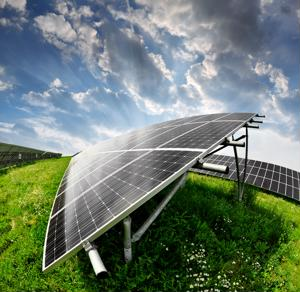 Cost competitiveness of solar to match natural gas in 2025