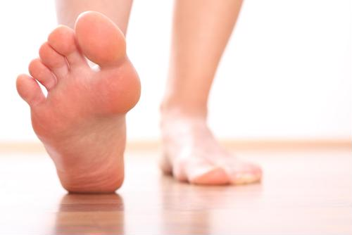 Some women swear by wearing high heels each day. However, it may not be doing any favors for their ankles.