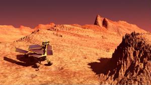 NASA plans interplanetary mission to Mars